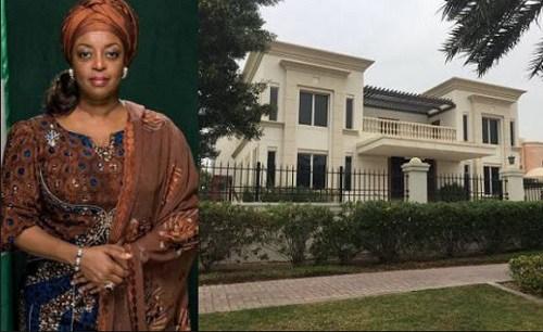 Madam Diezani Forfeits $4.760m Penthouses