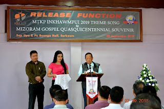 MTKP Inkhawmpui 2019 Theme Song