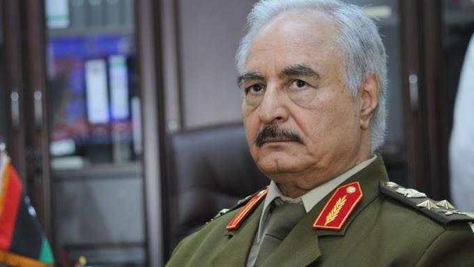Ο Χάφταρ τρολάρει τον Ερντογάν με τις συμμαχίες της Ελλάδας στη Μεσόγειο
