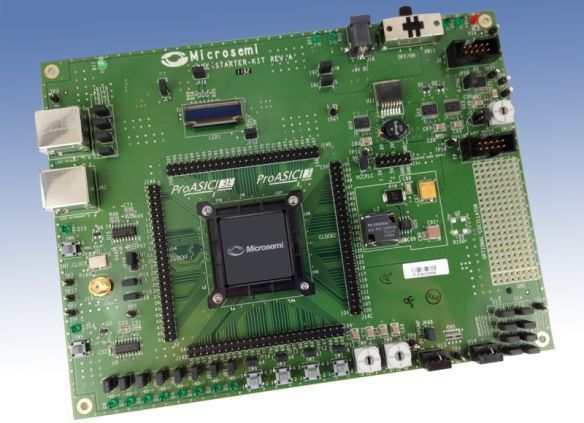mikroposessor ProASIC3 FPGA