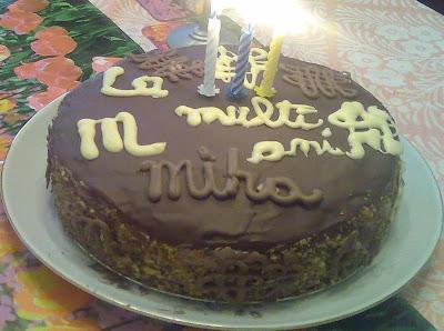 Tort de ciocolata reteta,