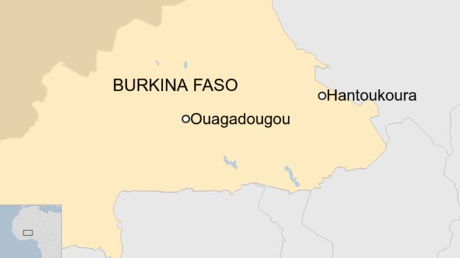 Burkina Faso: Attack on church kills at least 14