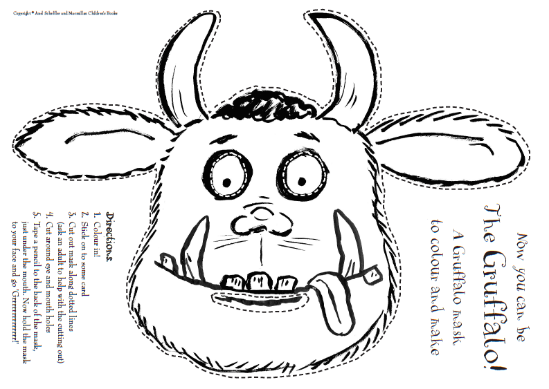 Aula de Elena: Cuéntame un cuento: El grúfalo