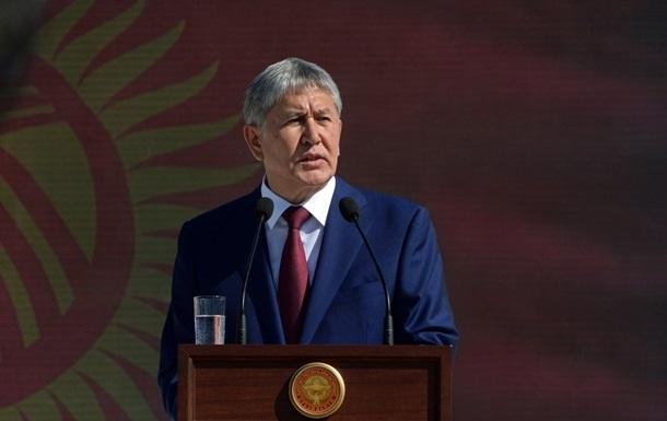 Експрезидент Киргизстану звернувся до силовиків