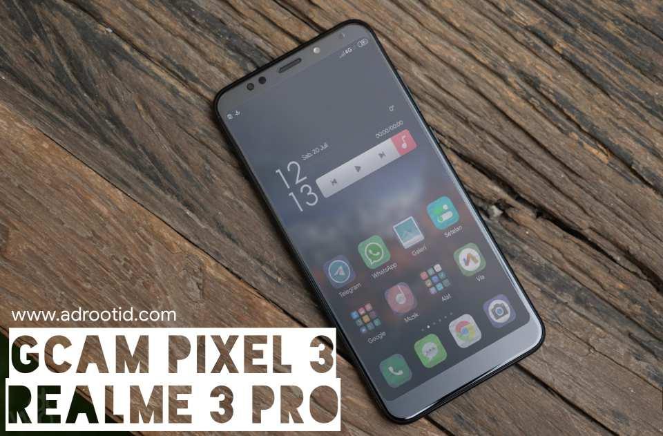 GCam Realme 3 Pro