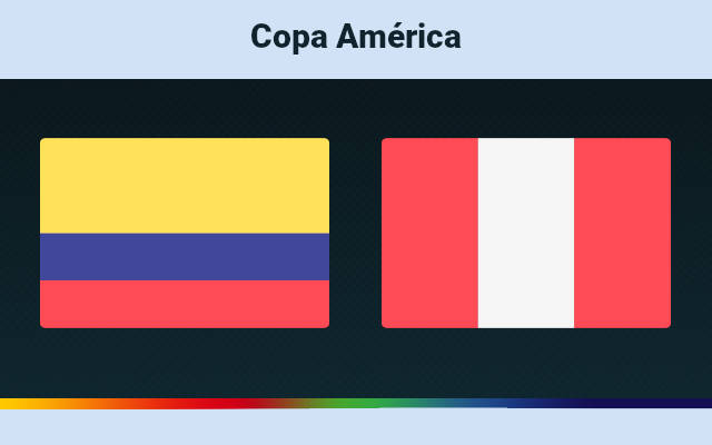 Colombia vs Peru Live Copa 2021: Predictions, odds and how to watch in the US