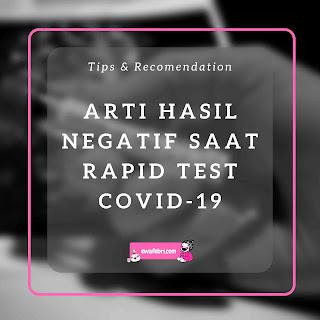 rapid test covid 19