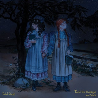 Told Slant - Point the Flashlight and Walk Music Album Reviews