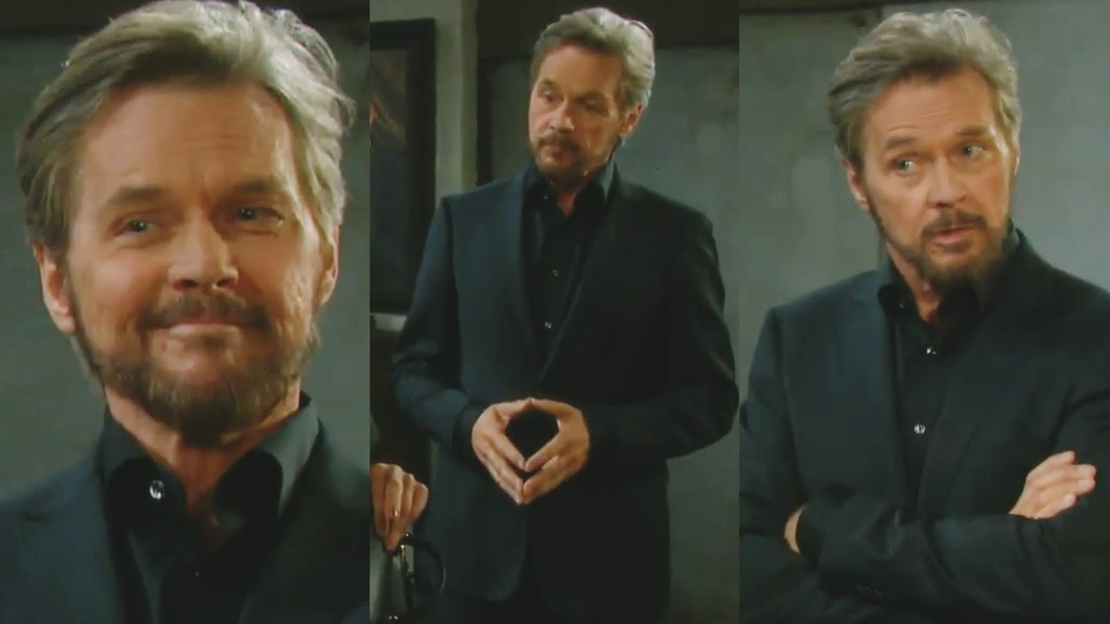 Best Dressed Star Of The Week Days Of Our Lives Stephen Nichols Soap Opera News