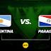 Argentina vs Paraguay por la segunda fecha del grupo B de la Copa América 2019. HORA / CANAL