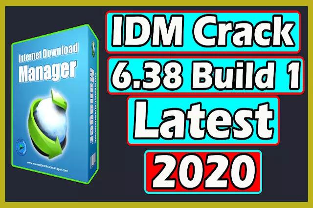 Download IDM 6.38 Build 1 With Lifetime Activation 2020