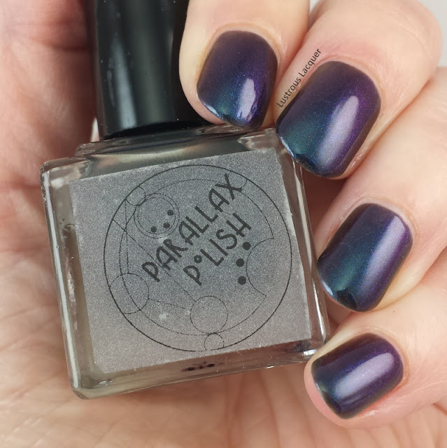 Bio-Mimicry-7-seas-collection-Parallax-Polish-teal-to-purple-duo-chrome-nail-polish