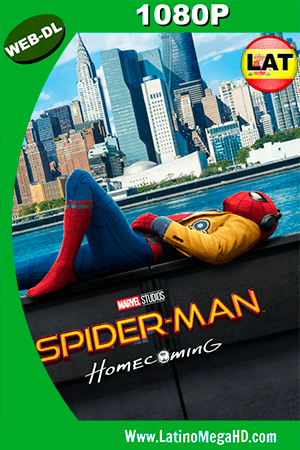 Spider-Man: de Regreso a Casa (2017) Latino HD WEBDL 1080P ()