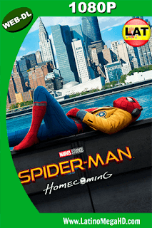 Spider-Man: de Regreso a Casa (2017) Latino HD WEBDL 1080P - 2017