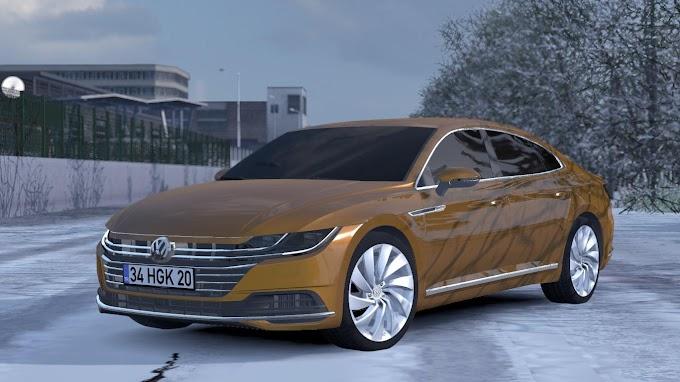 ETS 2 - Volkswagen Passat / Arteon V1R40 Modu (1.38)