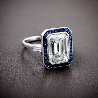 Images Asscher Cut Engagement Rings