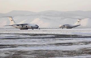 Evacuatii rusi