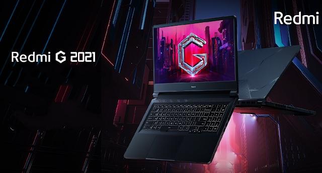 Laptop Gaming Redmi G 2021