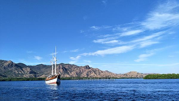 Komodo Live On Board Boats
