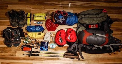 5 Tips Membeli Perlengkapan Naik Gunung