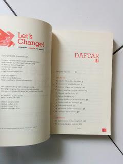Let's Change! Kepemimpinan, Keberanian, Dan Perubahan