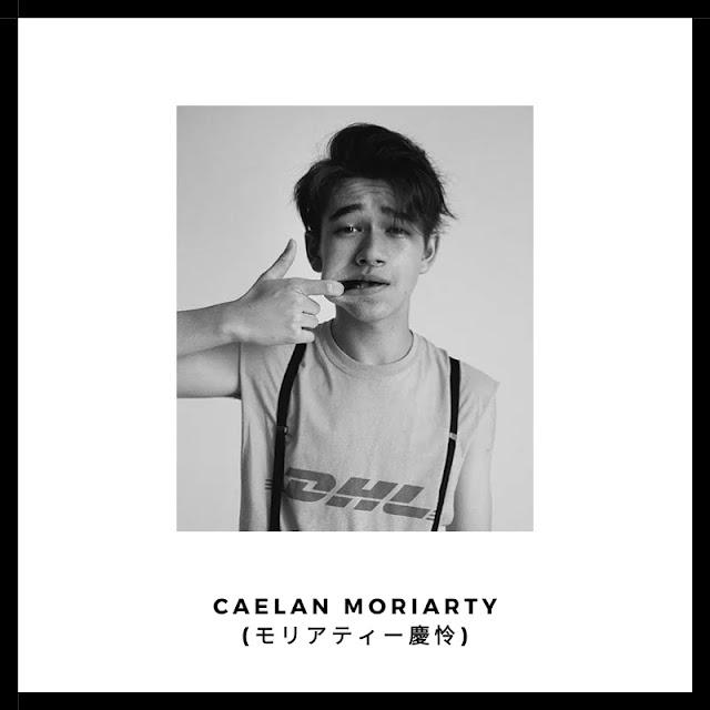 CAELAN MORIARTY (モリアティー慶怜)