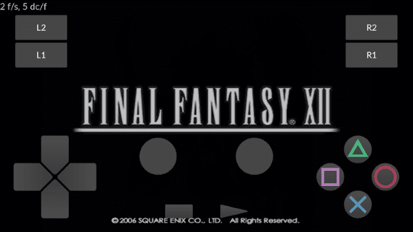 Play! PS2 Emulator for Android
