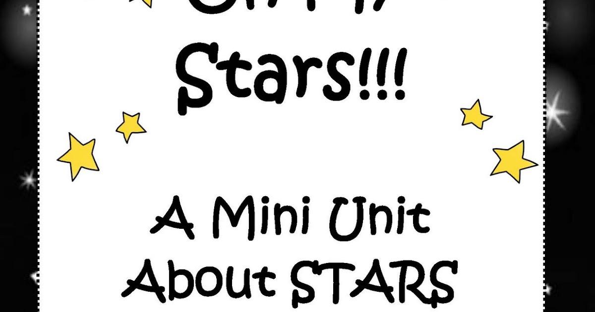 Little Miss Middle School: Stars Science Activities!