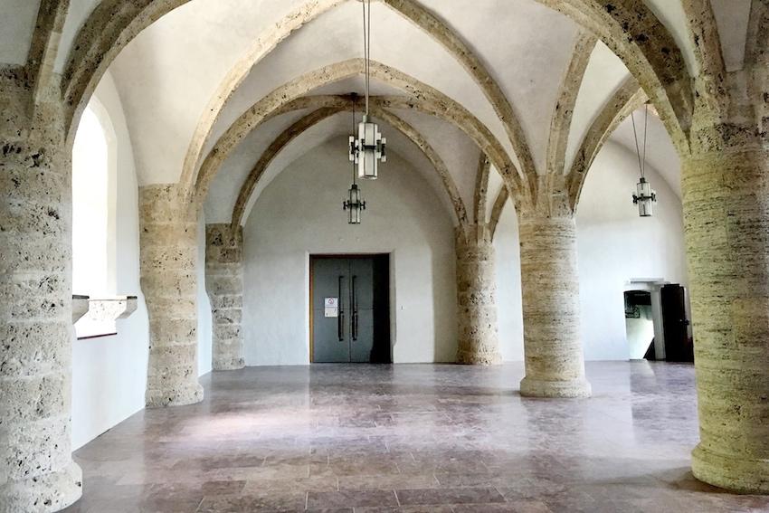 Gotischer Festsaal Burg zu Burghausen