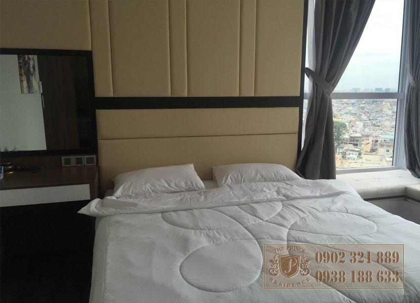 căn hộ The Prince 3PN tầng cao - phòng ngủ e