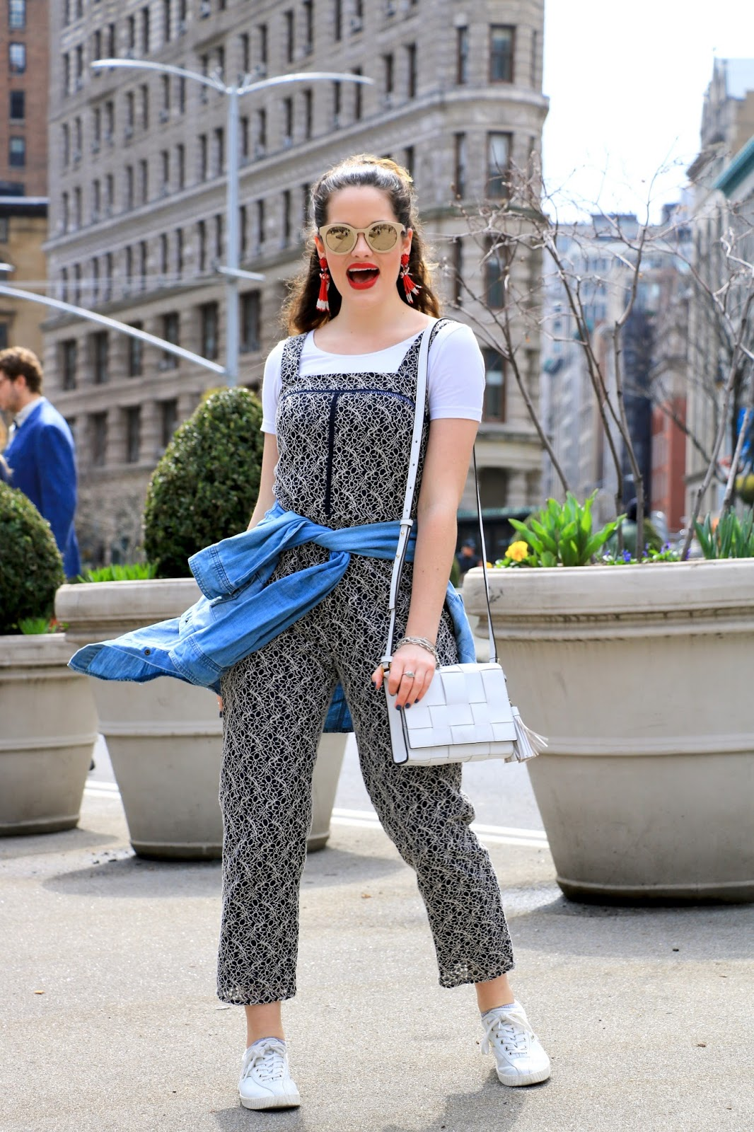 Nyc fashion blogger Kathleen Harper's spring fashion ideas