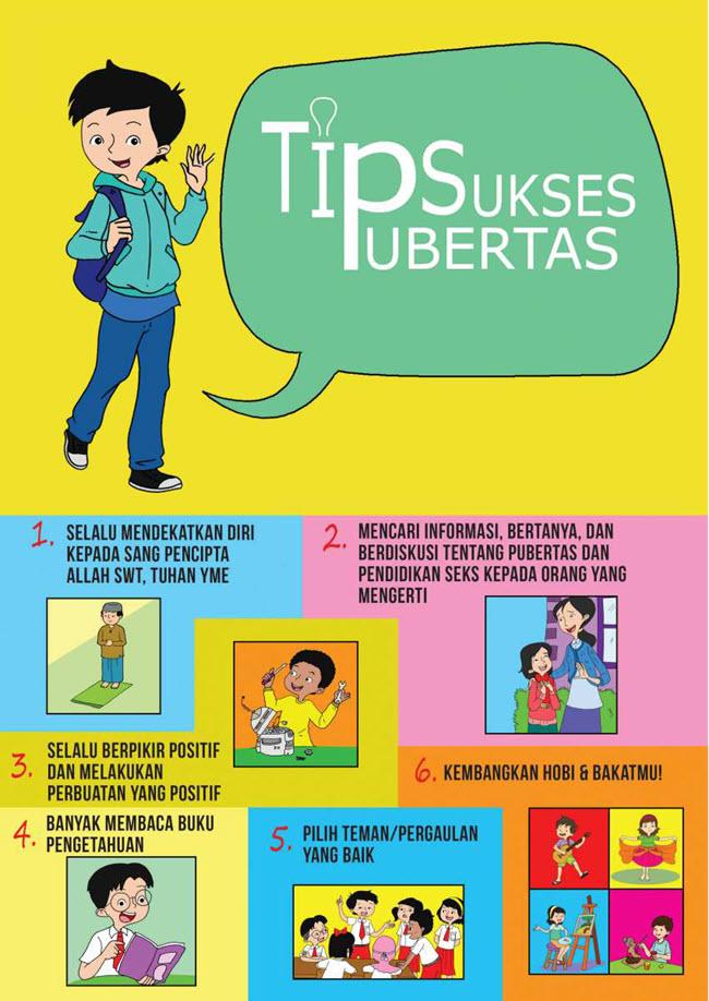Poster Pubertas