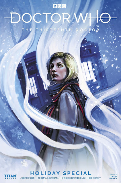 Doctor Who: The Thirteenth Doctor #13