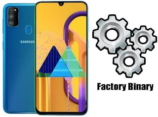 Samsung Galaxy M30s SM-M307F Combination Firmware