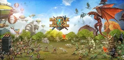 Battle Seven Kingdoms Kingdom Wars2 MOD APK Unlimited