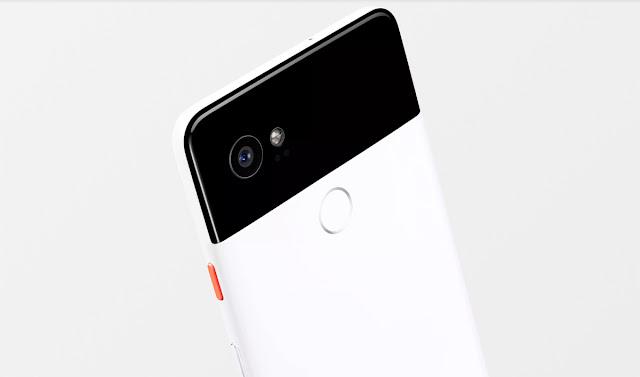 Fotografia del Google Pixel 2