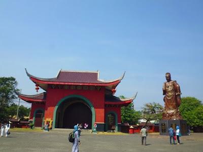 Klenteng di Semarang