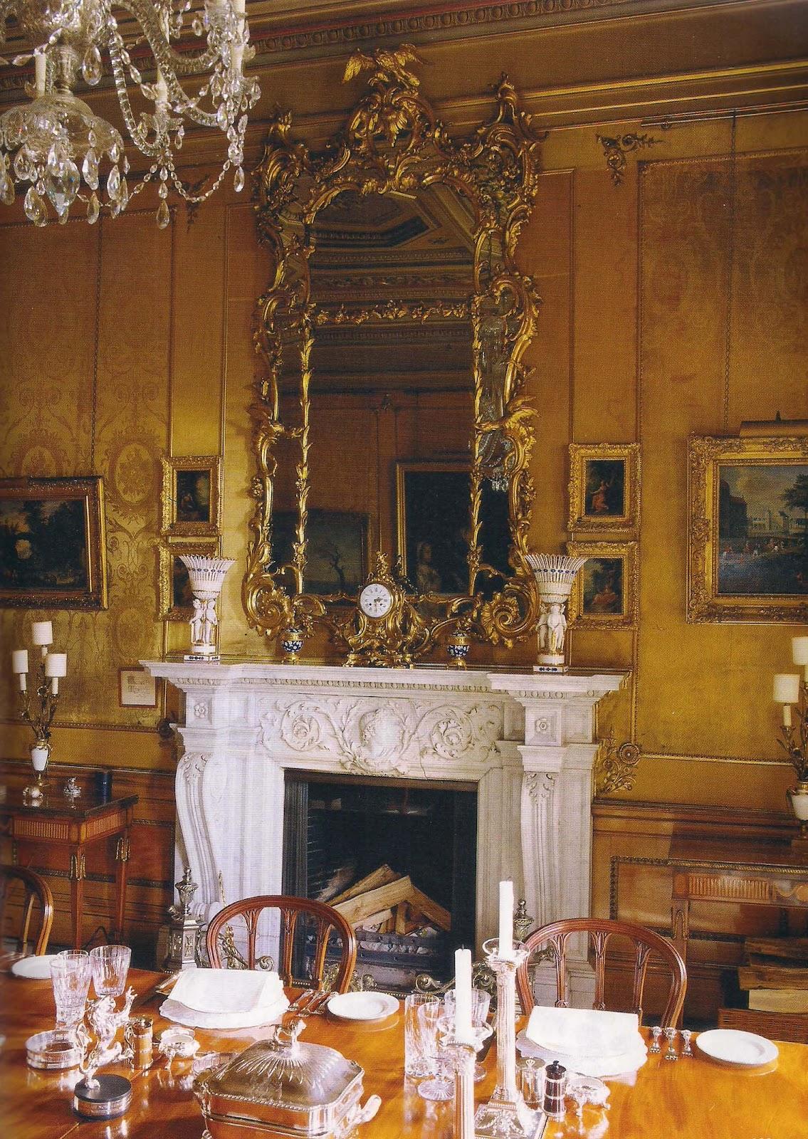 Alnwick Castle Interior Room