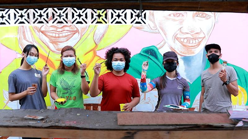 Smart, DavNor LGUs partner in promoting sustainability through arts
