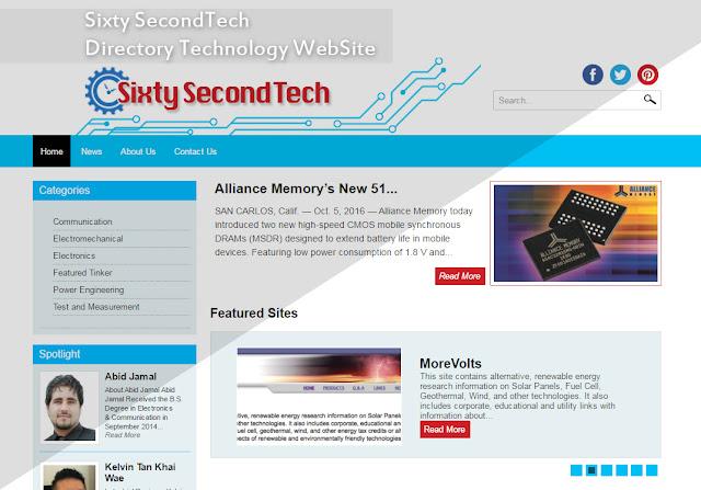 Sixty SecondTech