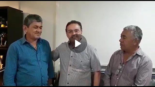 Senador declara apoio a pré-candidatura de Dr. Gonçalves em Duque Bacelar