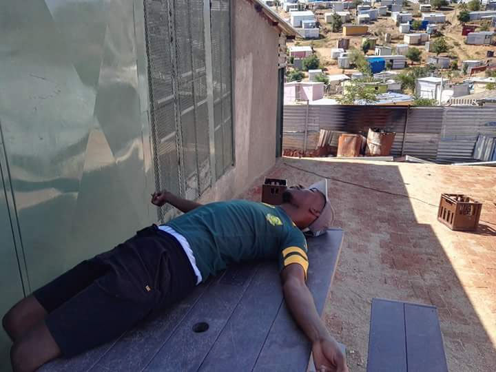 More photos of South Africans doing the viral #DeadPose