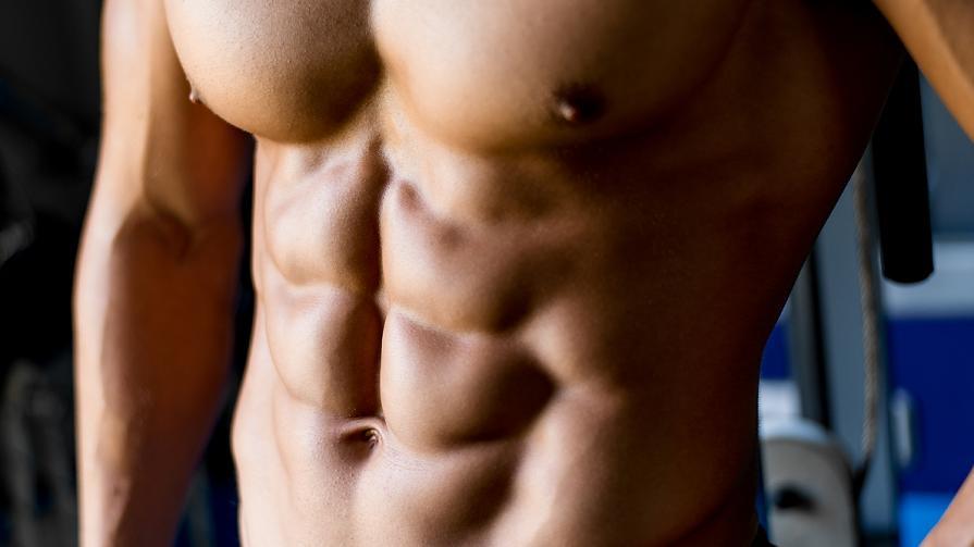 Bài tập nhẹ giúp ta có thể có được cơ bụng 6 múi săn chắc