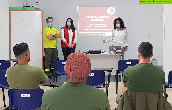 Seguridad y Emergencias forma a personal de Medio Ambiente en Primeros Auxilios