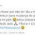 Cantor faz desabafo e diz ter chorado por não ter ido participar da manifestação de rua junto ao povo de Angola