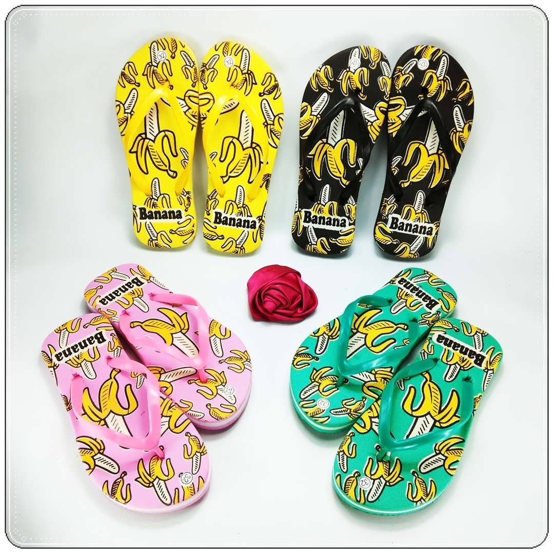 Sandal OTG  Banana TG Grosir Sandal Murah