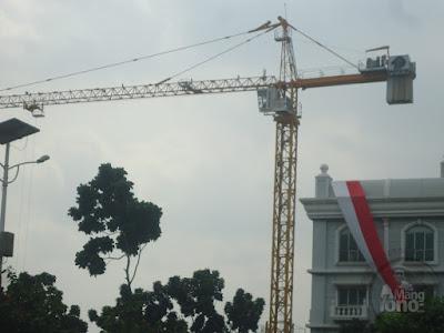 Tahapan untuk menjadi operator crane profesional