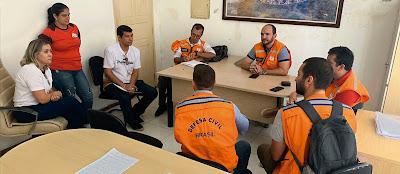 Força Tarefa encaminha solicitação de ajuda humanitária ao governo Federal