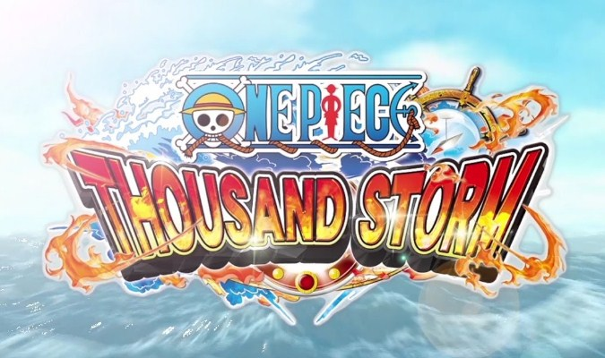 Game Adaptasi Anime Terbaik untuk Android - One Piece: Thousand Strom