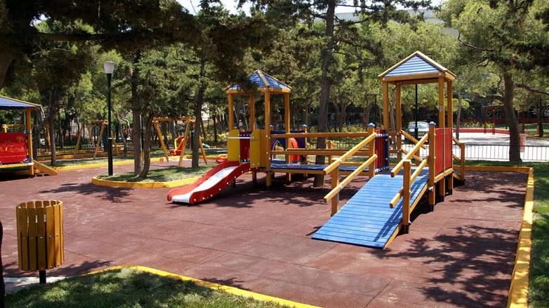 Πρόγραμμα για τον εκσυγχρονισμό των παιδικών χαρών των Δήμων